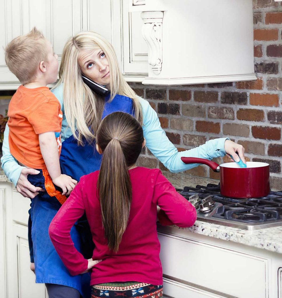 Parenting Tips for Moms: Staying Sane During the Best and Worst of Times